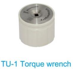 momentový klíč TU-1 pro piezochirurgické koncovky