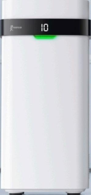 Q3 vysokonapěťová plazmová čistička vzduchu